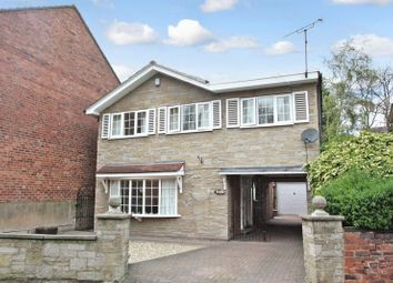 Thumbnail 4 bed detached house for sale in Walkergate, Pontefract
