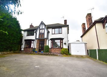 Thumbnail 4 bed detached house for sale in Alfreton Road, Pinxton, Nottingham