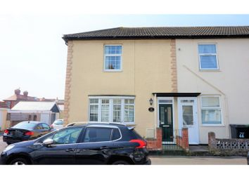 2 bed end terrace house for sale in Freemantle Road, Gosport PO12