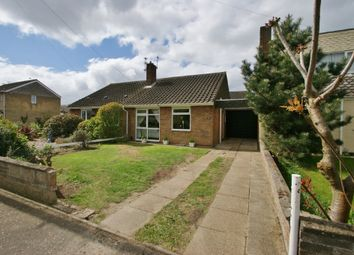 Thumbnail 2 bedroom semi-detached bungalow for sale in Meadow Way, Hellesdon, Norwich