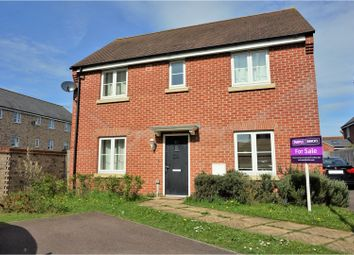 Thumbnail 3 bed detached house for sale in Alsop Way, St. Neots