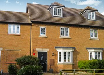 Thumbnail 3 bed town house for sale in Corah Close, Scraptoft, Leicester