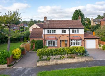 Thumbnail 3 bed detached house for sale in Wynford Grove, Leeds