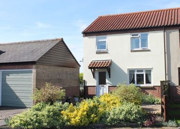 Thumbnail 3 bed semi-detached house for sale in Yaxley, Eye