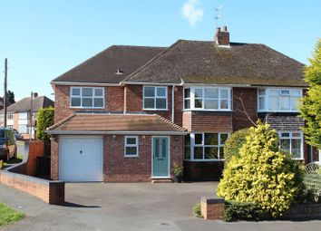 Thumbnail 4 bed semi-detached house for sale in Court Crescent, Kingswinford