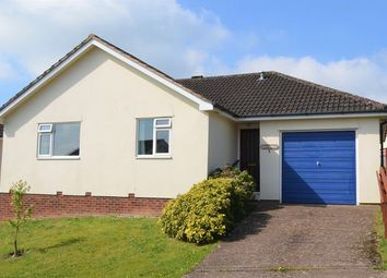 Thumbnail 2 bed detached bungalow for sale in Orchard Close, Uffculme, Cullompton