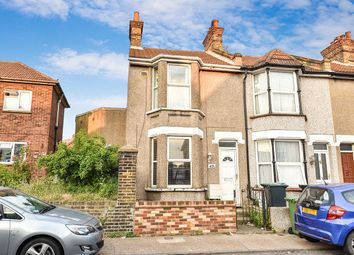 Thumbnail 2 bed terraced house to rent in Springhead Road, Northfleet, Gravesend