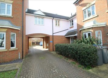 Thumbnail 1 bed maisonette to rent in Masterson Grove, Kesgrave, Ipswich