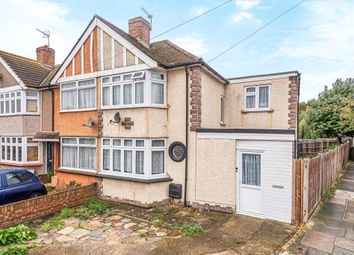 Thumbnail End terrace house for sale in Granville Avenue, Feltham