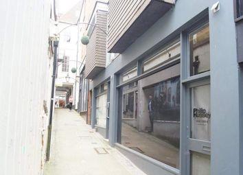 Thumbnail Retail premises to let in 14-15 Jefferies Passage, Guildford