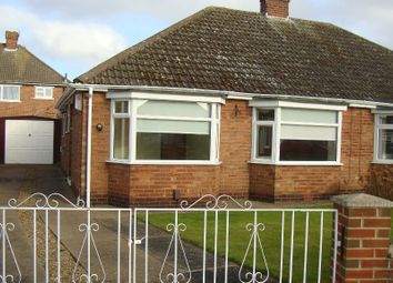 Thumbnail 2 bed semi-detached bungalow to rent in Halton Place, Cleethorpes