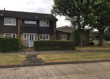 Thumbnail 3 bed end terrace house to rent in Bayworth, Letchworth Garden City