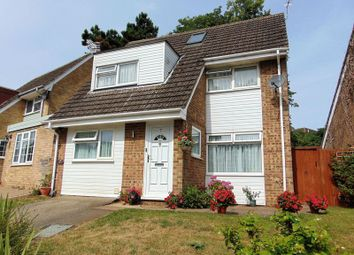 Thumbnail 3 bed detached house for sale in Gloucester Close, Weedon
