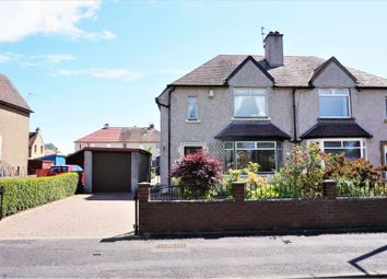 3 bed semi-detached house for sale in Newlands Road, Grangemouth FK3