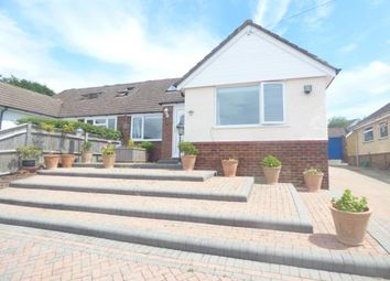 Thumbnail 4 bed bungalow for sale in North Road, Clanfield, Waterlooville