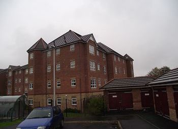 Thumbnail 1 bed flat for sale in Holmes Court, Merlin Road, Birkenhead