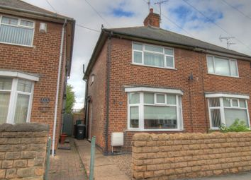 Thumbnail 3 bed semi-detached house for sale in Furlong Avenue, Arnold, Nottingham