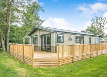Thumbnail 2 bed bungalow for sale in Riverside Park South Road, Wooler