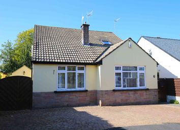 Thumbnail 4 bed bungalow for sale in Highfield Drive, Hest Bank, Lancaster
