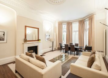 Thumbnail 2 bed flat to rent in Courtfield Gardens, London