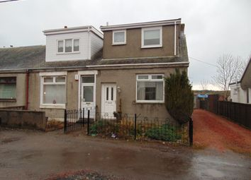 Thumbnail 3 bed cottage for sale in Clive Street, Shotts, South Lanarkshire