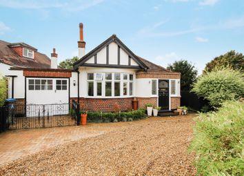 Thumbnail 3 bed detached bungalow for sale in Grand Avenue, Surbiton, Surrey