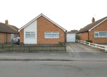 Thumbnail 4 bed detached bungalow for sale in Saltersgate Drive, Birstall, Leicester