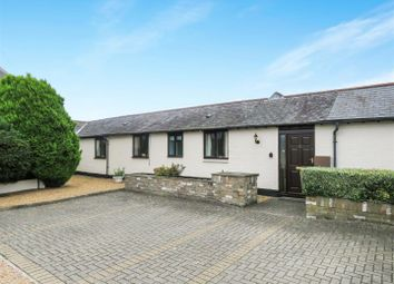 Thumbnail 3 bed terraced bungalow for sale in Silver Court, Silver Lane, Needingworth, St. Ives, Huntingdon