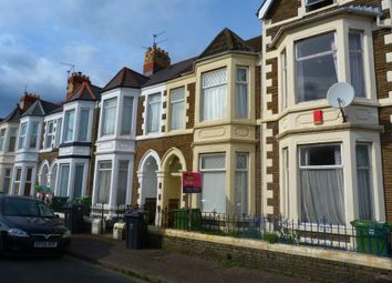 Thumbnail 3 bedroom property to rent in Hazeldine Avenue, Cathays, ( 3 Beds )