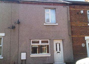 Thumbnail 2 bedroom terraced house to rent in Seventh Street, Horden, Peterlee