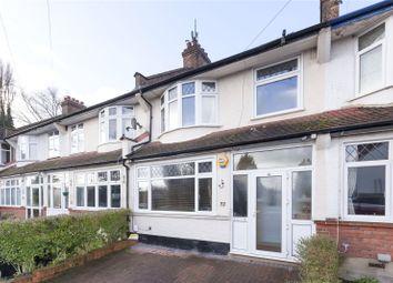 Thumbnail 4 bed terraced house for sale in Lynwood Gardens, Waddon, Croydon