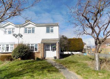 Thumbnail 3 bed semi-detached house for sale in Bradfield Avenue, Bridgend