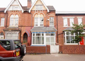 Thumbnail 4 bedroom terraced house for sale in Antrobus Road, Handsworth, Birmingham