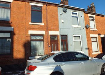 Thumbnail 2 bed terraced house for sale in Meir Street, Tunstall, Stoke-On-Trent