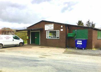 Property for sale in Talerddig Bakery Business, Talerddig, Llanbrynmair, Powys SY19
