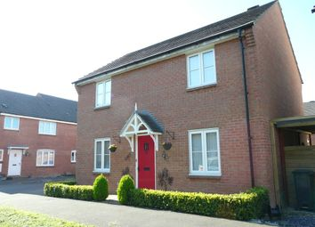 Thumbnail 3 bed detached house for sale in Willow Close, St Georges, Weston Super Mare