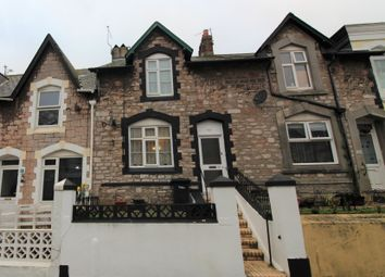 Thumbnail 2 bed terraced house to rent in Ellacombe Road, Torquay