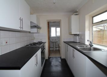 Thumbnail 3 bedroom terraced house to rent in Exmouth Road, Gillingham, Kent