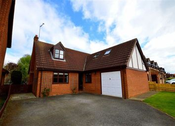 Thumbnail 3 bed property for sale in Hymers Close, Brandesburton, East Yorkshire