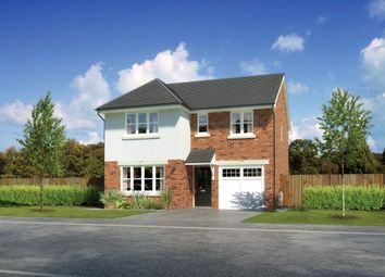 "Thumbnail 4 bed detached house for sale in ""Dukeswood"" at Padgbury Lane, Congleton"