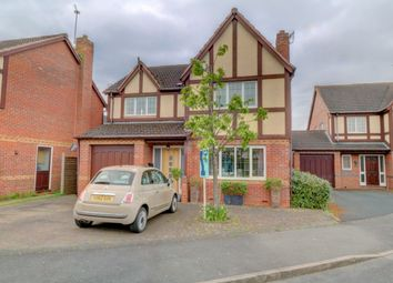 Thumbnail 6 bed detached house for sale in Agatha Gardens, Fernhill Heath, Worcester