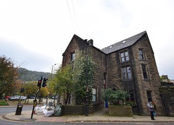 Thumbnail 1 bed flat to rent in New Road, Hebden Bridge