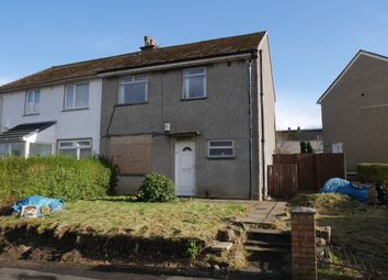Thumbnail 3 bed semi-detached house for sale in Langton Crescent, Barrhead