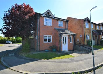 Thumbnail 3 bed detached house for sale in Plover Road, Essendine, Stamford