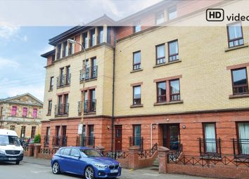 Thumbnail 3 bed flat for sale in Ashley Street, Glasgow