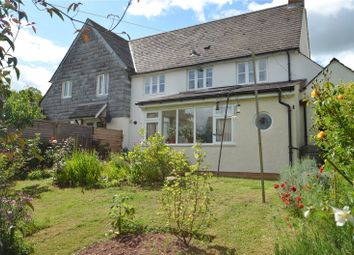 Thumbnail 3 bed semi-detached house for sale in Hele Road, Bradninch, Exeter, Devon