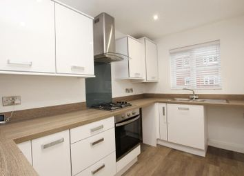 Thumbnail 2 bedroom terraced house to rent in Pattens Close, Whittlesey, Peterborough