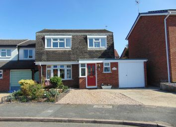 Thumbnail 3 bed detached house for sale in Cowley Way, Kilsby, Rugby