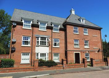 Thumbnail 2 bed flat to rent in Harewelle Way, Harrold, Bedford