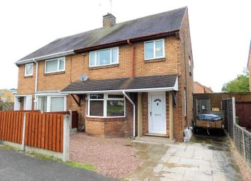 Thumbnail 3 bed semi-detached house for sale in St. Peters Gardens, Stafford